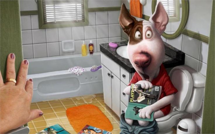 כלבים-מצחיק-פלייבוי-מגזין-אסלות-4-גדלים-הדפסת-פוסטר-עיצוב-בית-בד.jpg